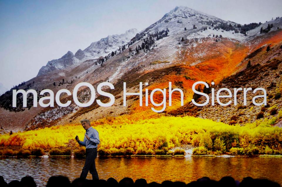 How to upgrade to macOS High Sierra
