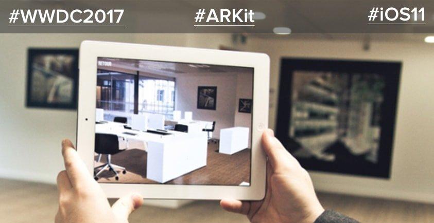 AR & VR App Examples