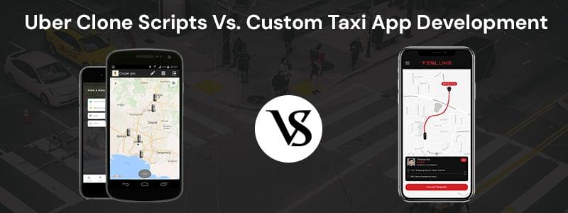 Build Your Own Custom Taxi App Solution