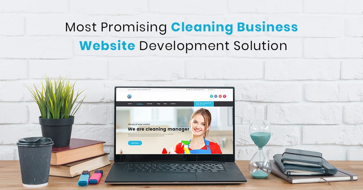 Best Cleaning Business Website Design