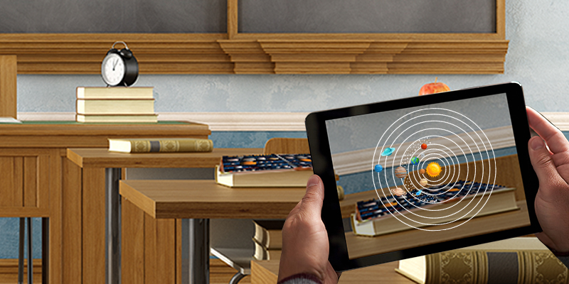 Benefits of Augmented Reality in Education