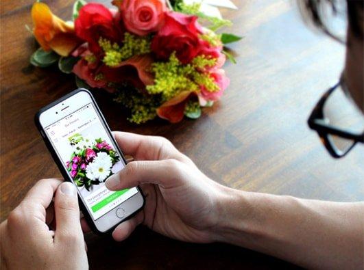 Florist & delivery app ideas