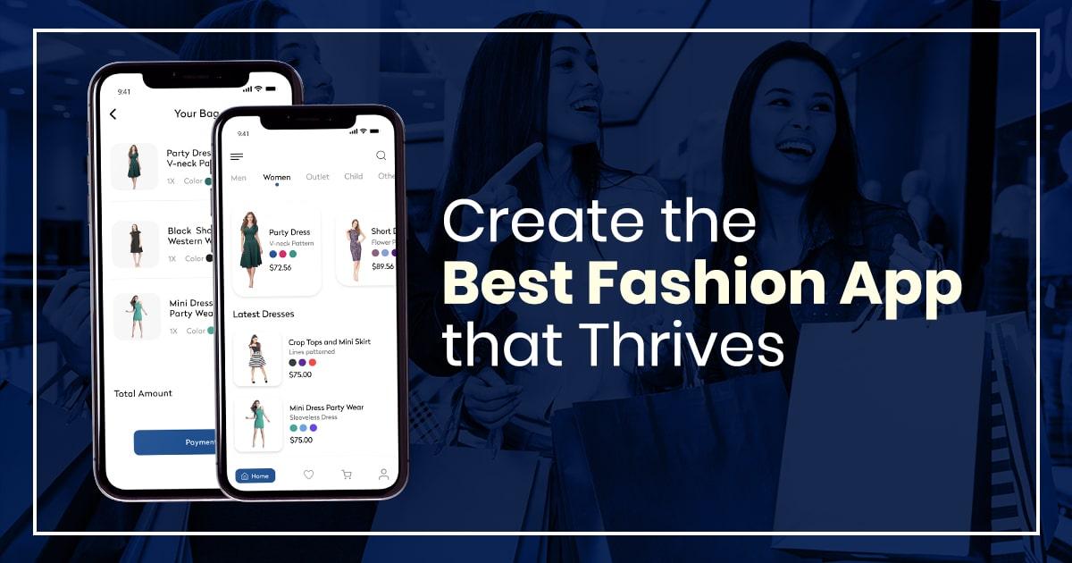 Best Fashion App Developers