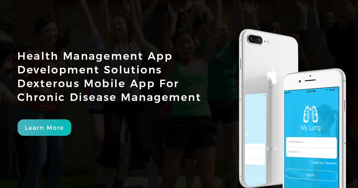 Health Management App Development Solutions