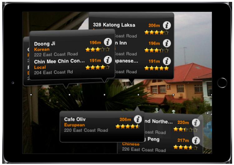 BUUUK AR Travel App