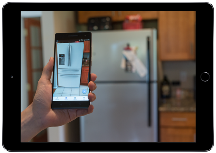 Lowes Vision Augmented Reality App