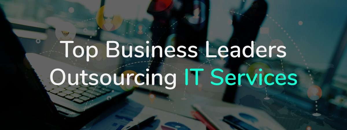 Outsourcing IT Services Leaders