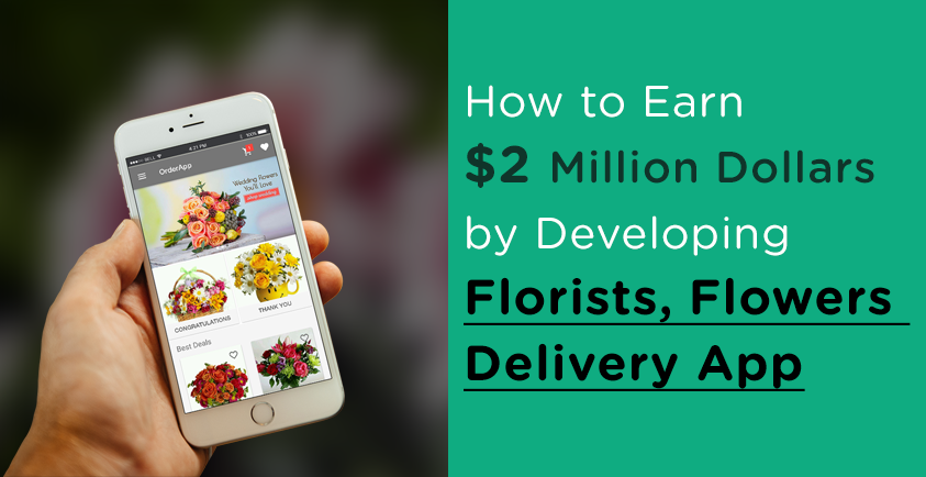 Flowers Delivery App Development