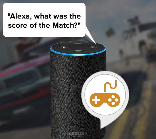 Alexa Skills for Games