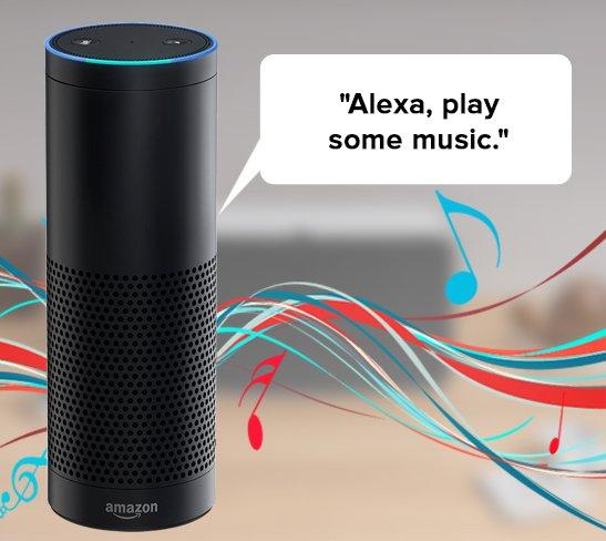 Alexa Skills for Music Industry