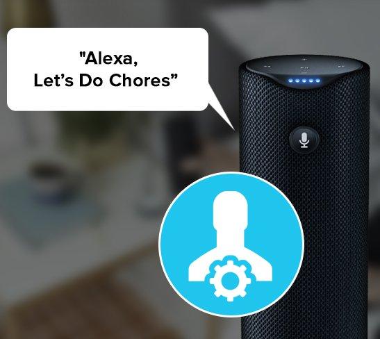 Alexa Skills for Productivity
