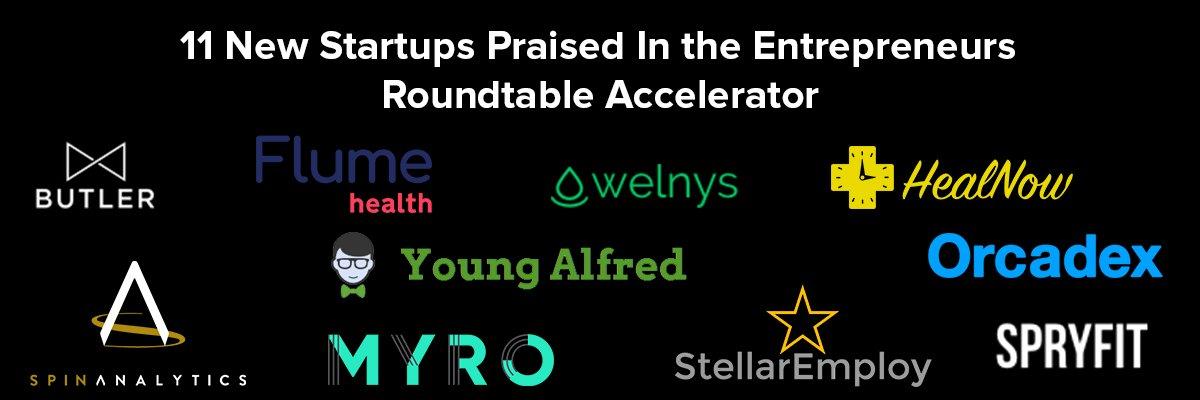 11 Startups for Entrepreneurs