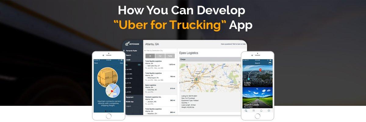 Uber for Pickup Trucks