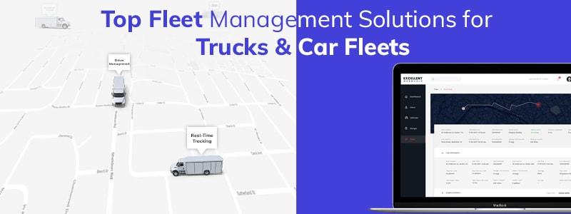 Top Enterprise Fleet Management Solutions