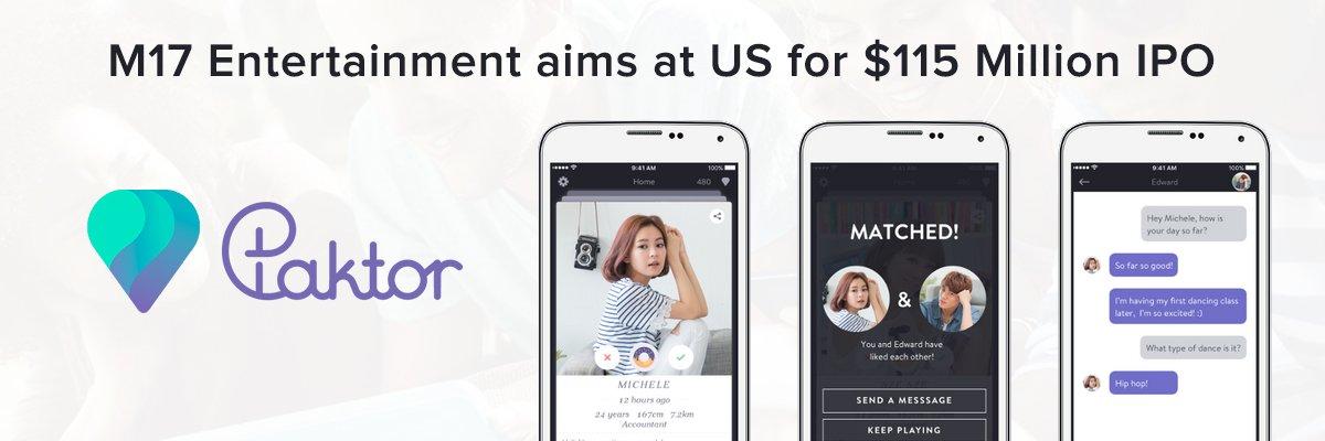 Singapore Based Dating App Paktor Aims