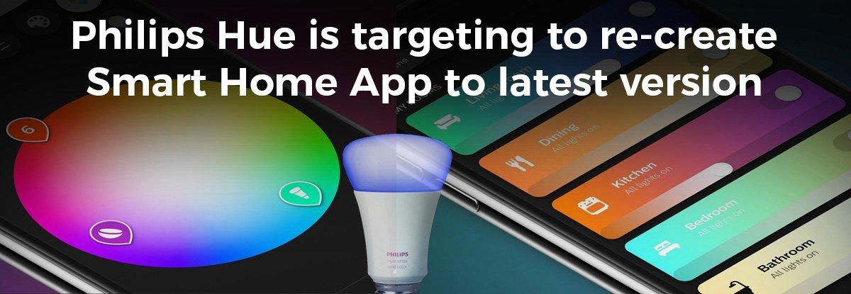 Creating a Mobile App for a Smart Light Bulb