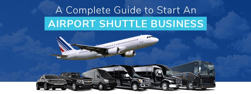 how to start an airport shuttle service