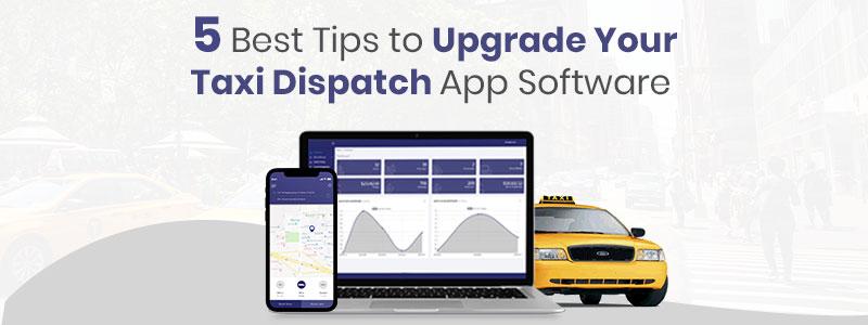 Top Taxi Dispatch App Software