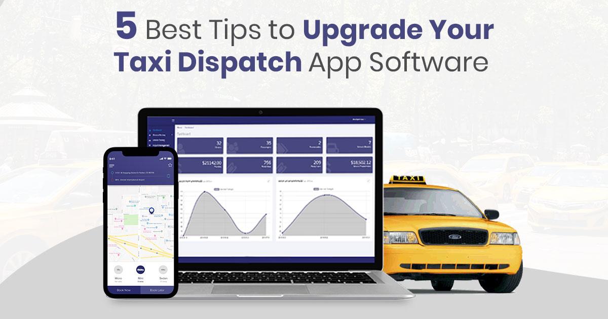 Best Taxi Dispatch Apps