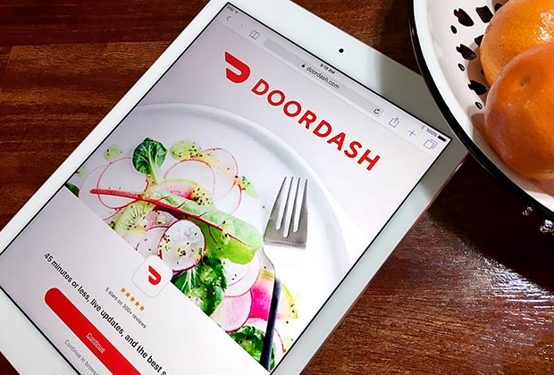 DoorDash Food Delivery App
