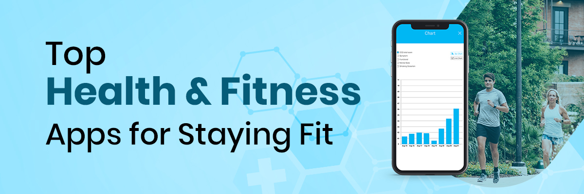 Best Fitness Apps For iOS and Android