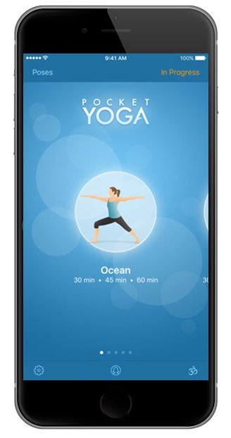 create your own Yoga sequence app