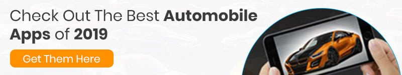 Best Automobile Apps-2019