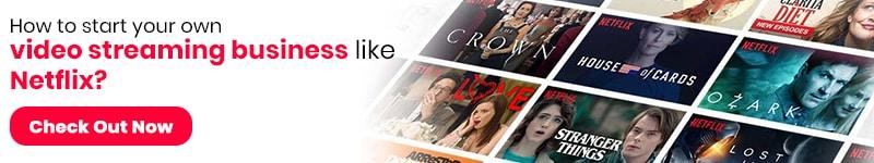 Build Streaming Business like Netflix