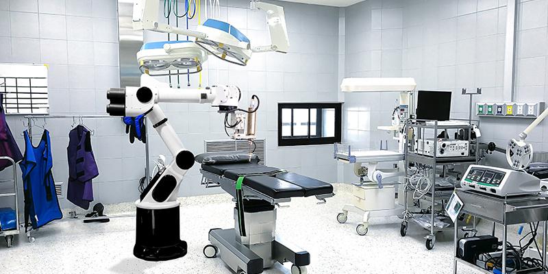 Robots in Medicine & Healthcare