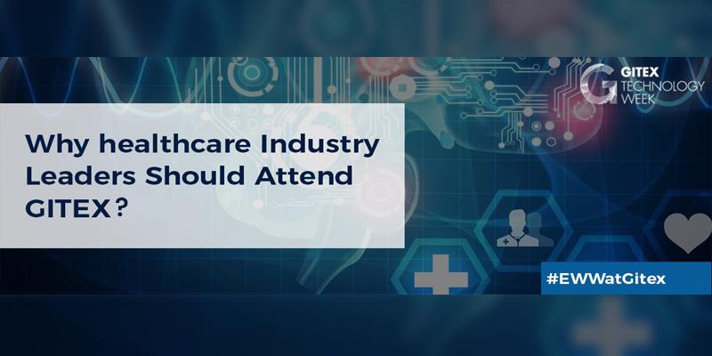 GITEX in Healthcare Industry