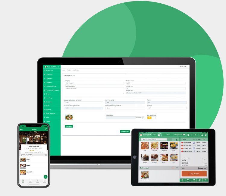 POS System for Small Businesses like restaurants