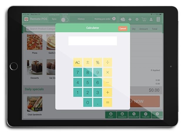 Best iPad PoS System
