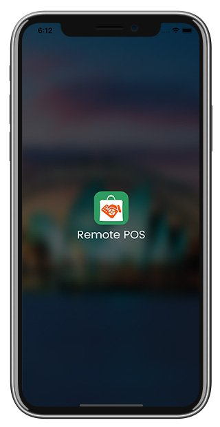 Remote PoS App