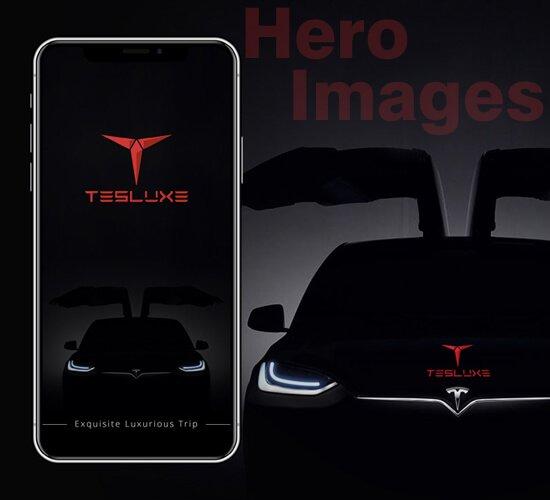 Image for Hero App Design