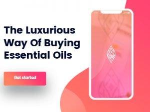 Essential Oils Inventory App