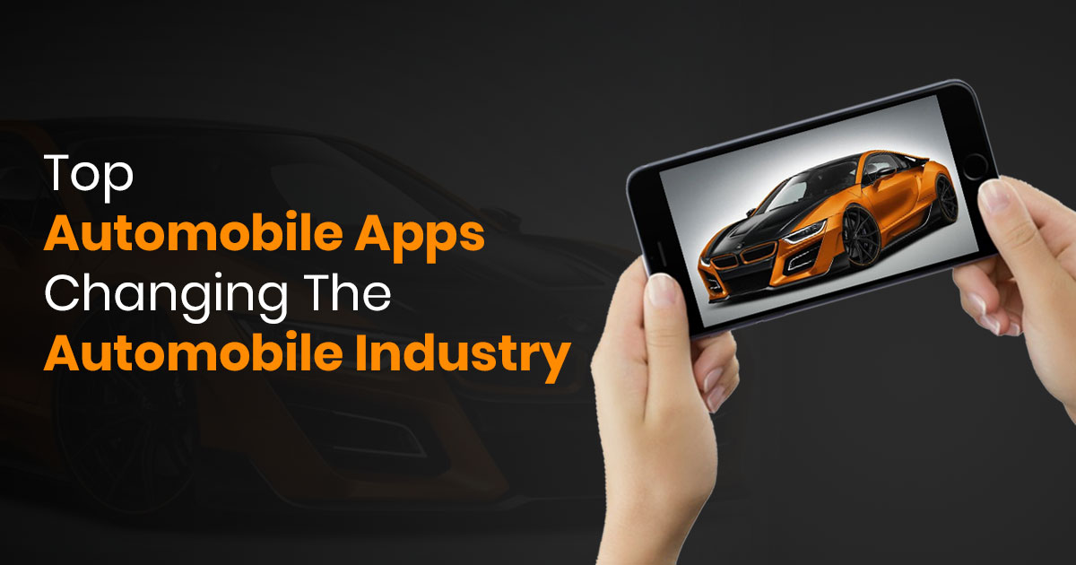Best Automobile App Development