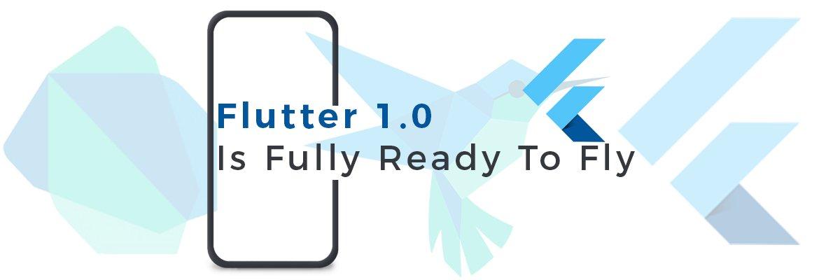 Flutter 1.0