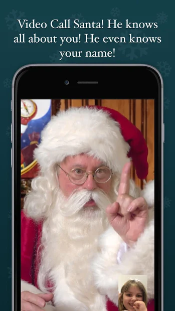 Santa Video Call for iPhone