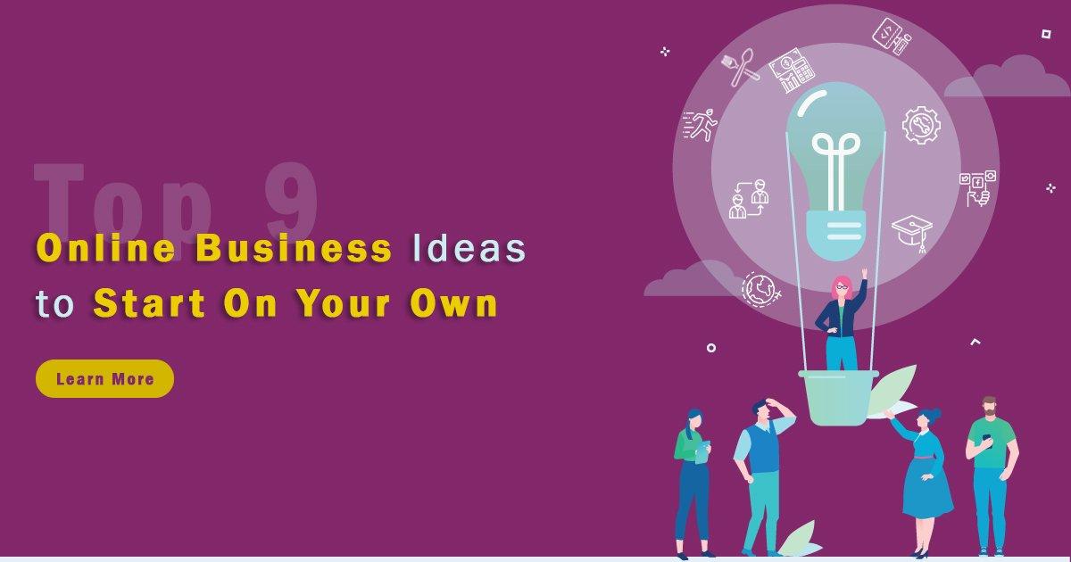 Biggest Online business ideas