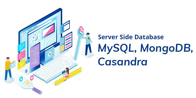 Server Side Database
