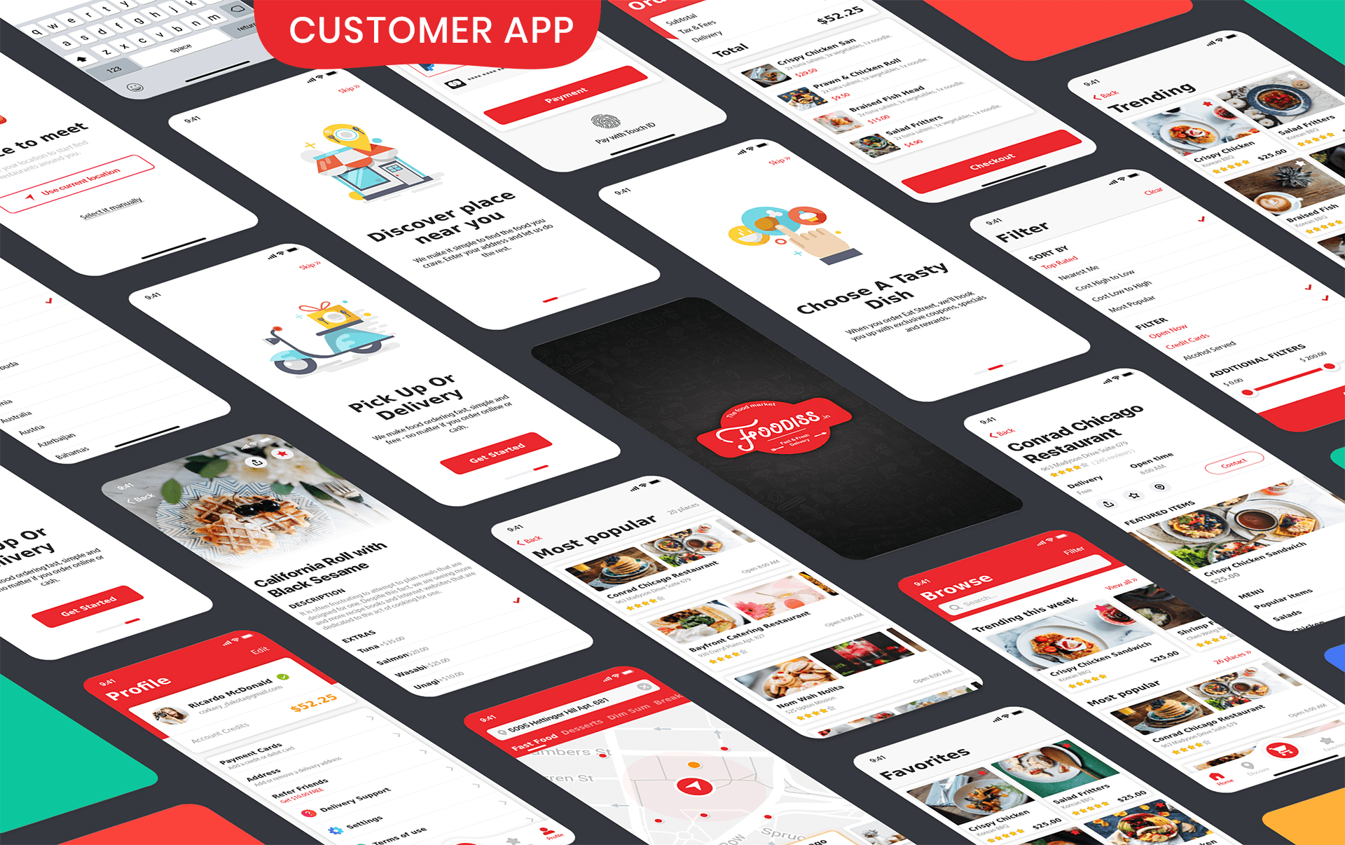 Best Food Delivery App Design Guidelines