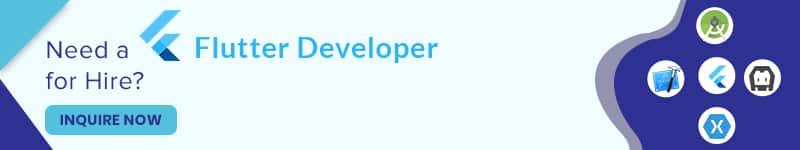 Flutter Developer Hire