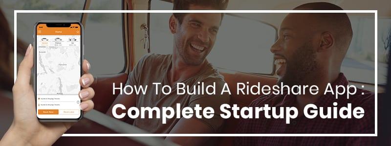 How to Make Rideshare App