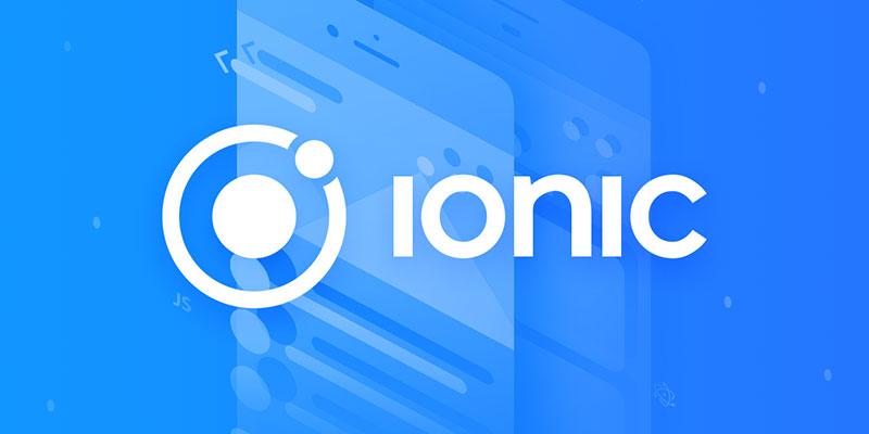 best Ionic App mobile app framework