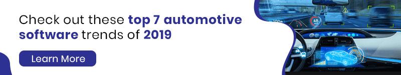 Top Automotive Software Development Trends