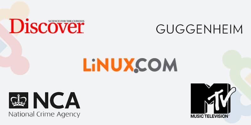 Top Joomla Website List