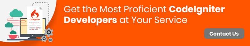 Hire Best CodeIgniter Developers