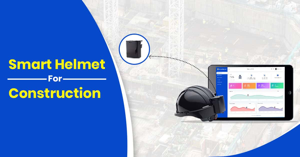 Best Smart Helmet For Construction