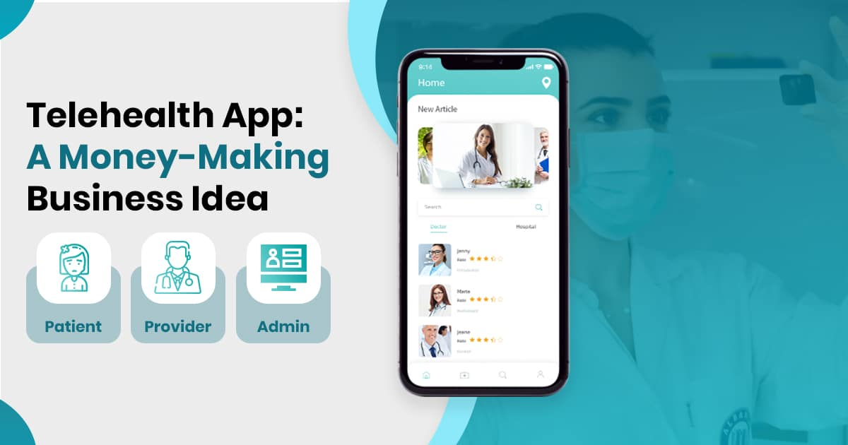 Telemedicine App Development Solution
