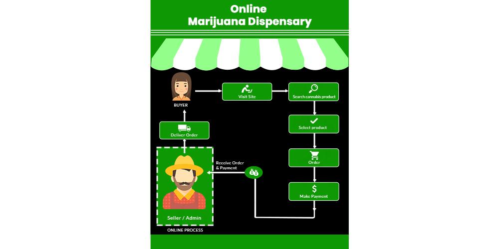 Business Model Online Marijuana Dispensary